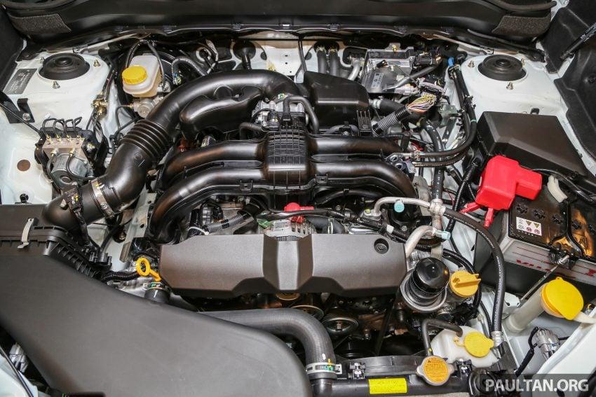 Subaru Forester facelift 2016 dilancar di M'sia – Harga dari RM145k, dua NA CKD dan satu Turbo CBU Image #477030