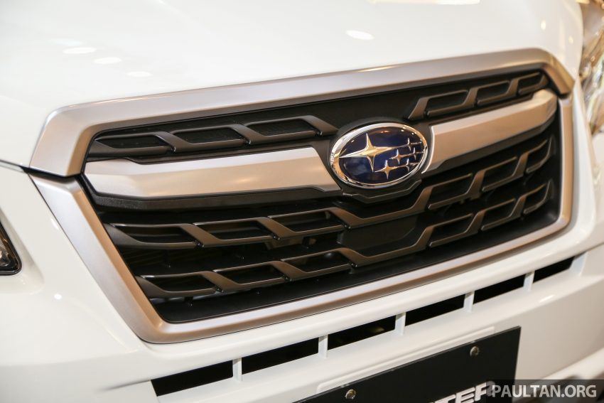 2016 Subaru Forester facelift launched in Malaysia, from RM140k – two NA CKD variants, one turbo CBU Image #477019