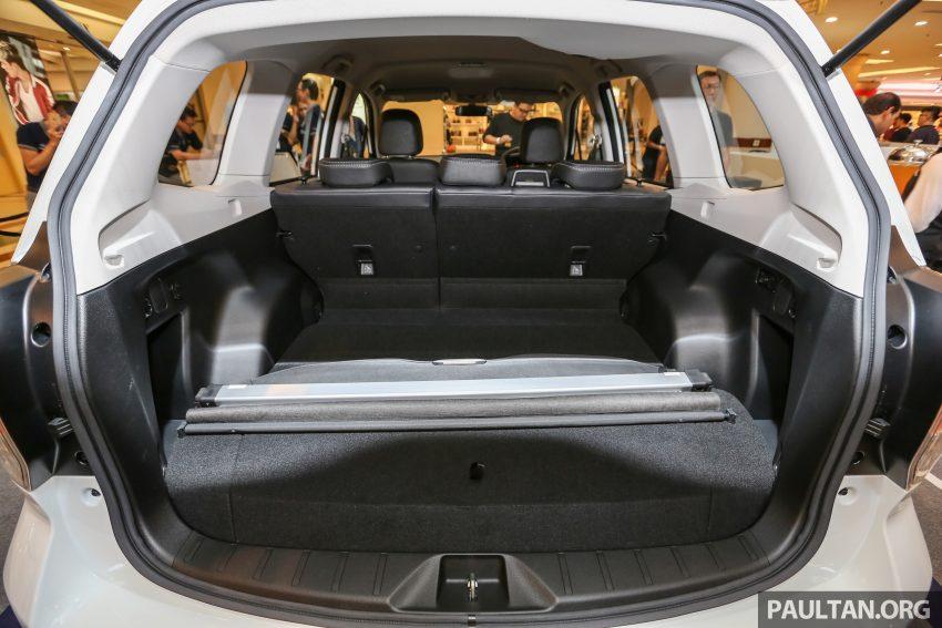 Subaru Forester facelift 2016 dilancar di M'sia – Harga dari RM145k, dua NA CKD dan satu Turbo CBU Image #477001