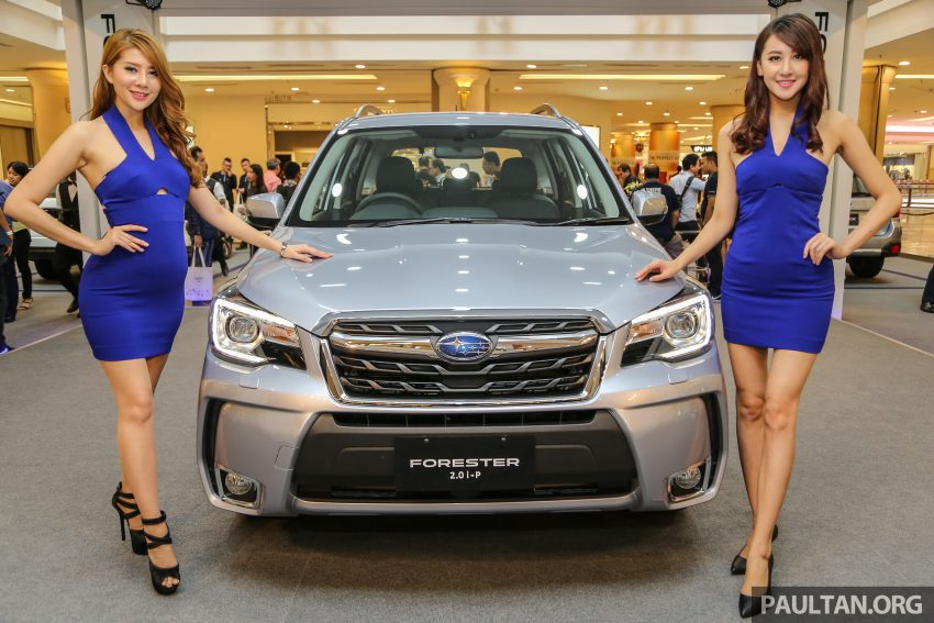 2016 Subaru Forester facelift launched in Malaysia, from RM140k – two NA CKD variants, one turbo CBU Image #477083