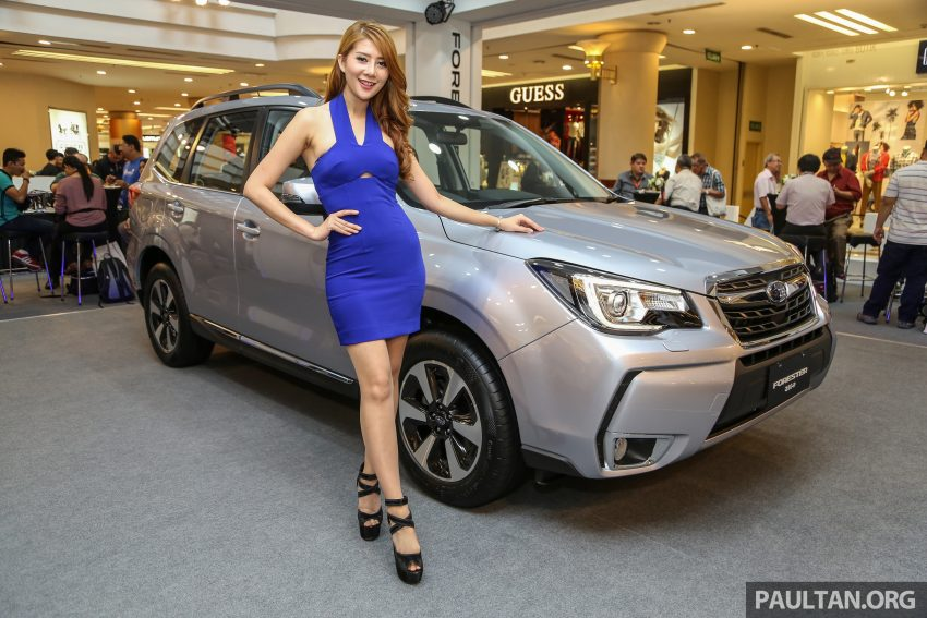 2016 Subaru Forester facelift launched in Malaysia, from RM140k – two NA CKD variants, one turbo CBU Image #477086