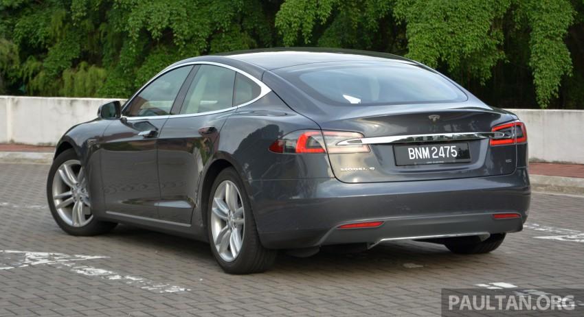 Tesla Model S facelift akan datang, harga naik Image #475235