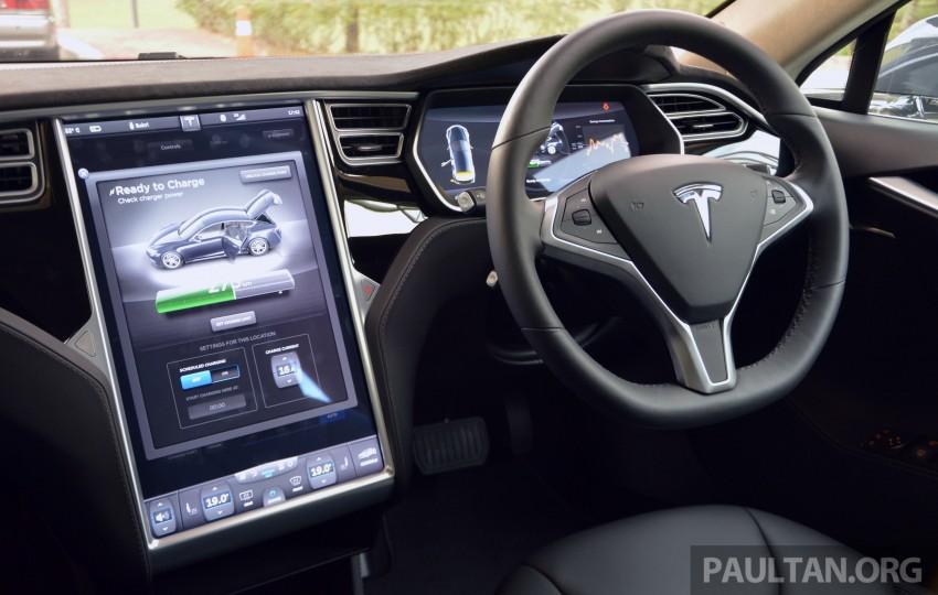 Tesla Model S facelift akan datang, harga naik Image #475240