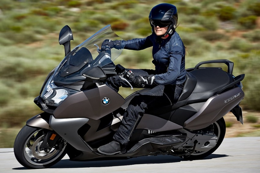 2016 BMW Motorrad C650 Sport and C650 GT – facelifted maxi-scooters in Malaysia, from RM64,900 Image #471388