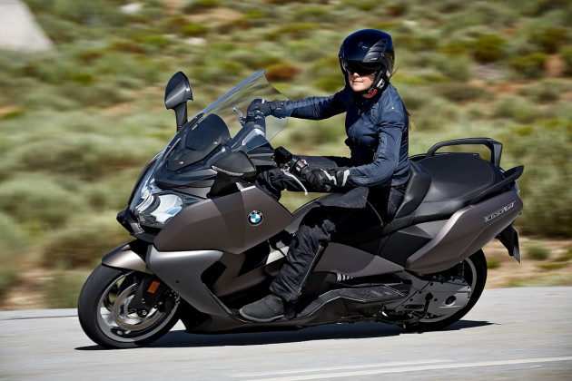 The new BMW C 650 GT (1)
