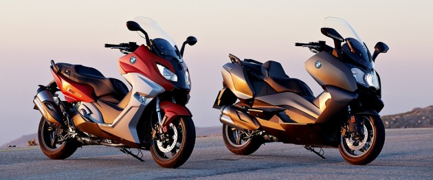 The new BMW C 650 GT and the new BMW C 650 Sport (3)-2