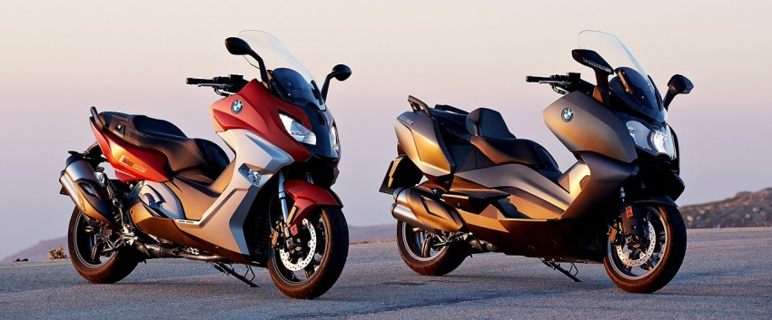 2016 BMW Motorrad C650 Sport and C650 GT – facelifted maxi-scooters in Malaysia, from RM64,900 Image #471391