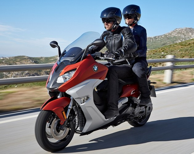 2016 Bmw Motorrad C650 Sport And C650 Gt Facelifted Maxi
