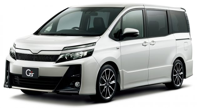 Toyota Noah And Voxy Get Gazoo Racing G S Treatment