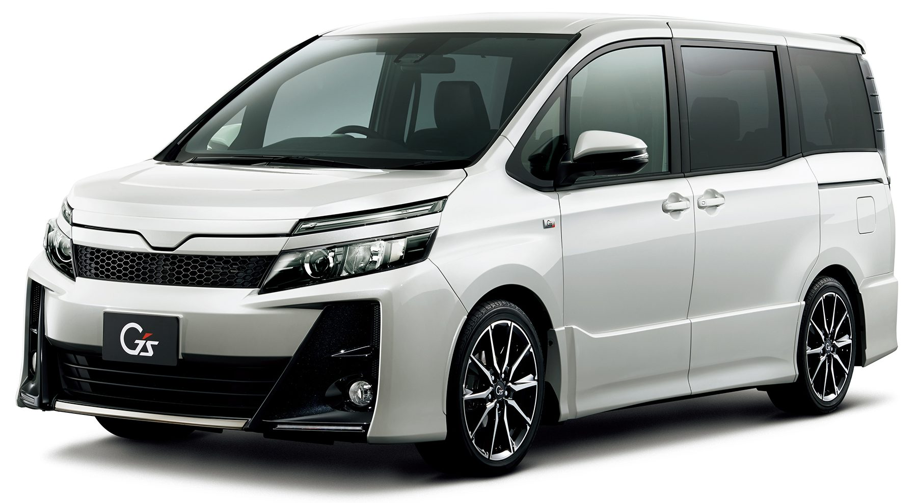 Toyota Noah and Voxy get Gazoo Racing G's treatment