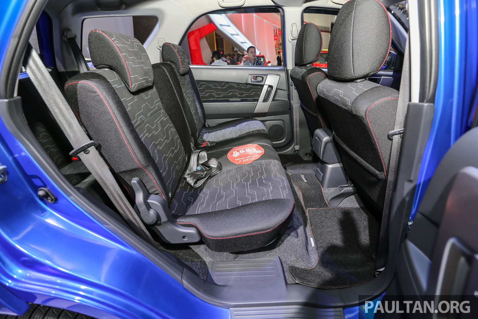 IIMS 2016 Toyota Rush 7 TRD Sportivo Ultimo SUV Image 473678
