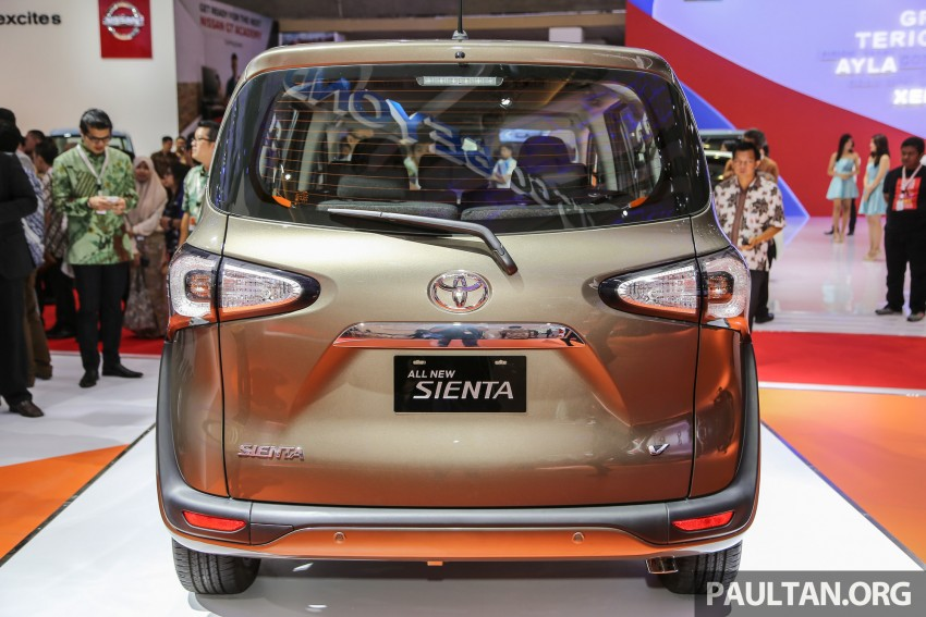 IIMS 2016: Toyota Sienta MPV launched – RM69k-88k Image #473128
