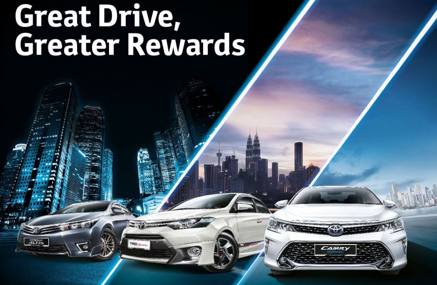 Toyota Malaysia anjur promosi hebat Wow Deal sepanjang April ini – peluang mendapat rebat tunai sehingga RM4k, servis percuma selama lima tahun Image #472461