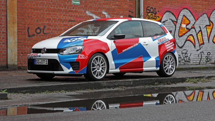 Volkswagen Polo R WRC Street by Wimmer – 420 hp Image #479490