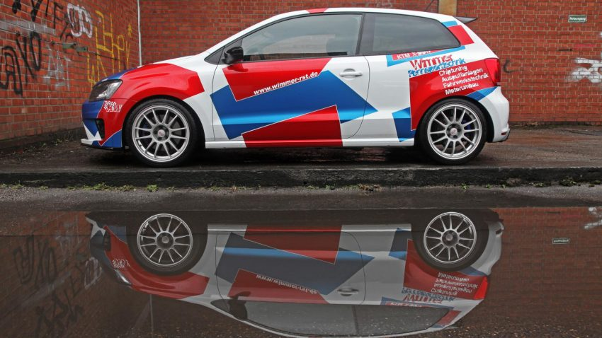 Volkswagen Polo R WRC Street by Wimmer – 420 hp Image #479496