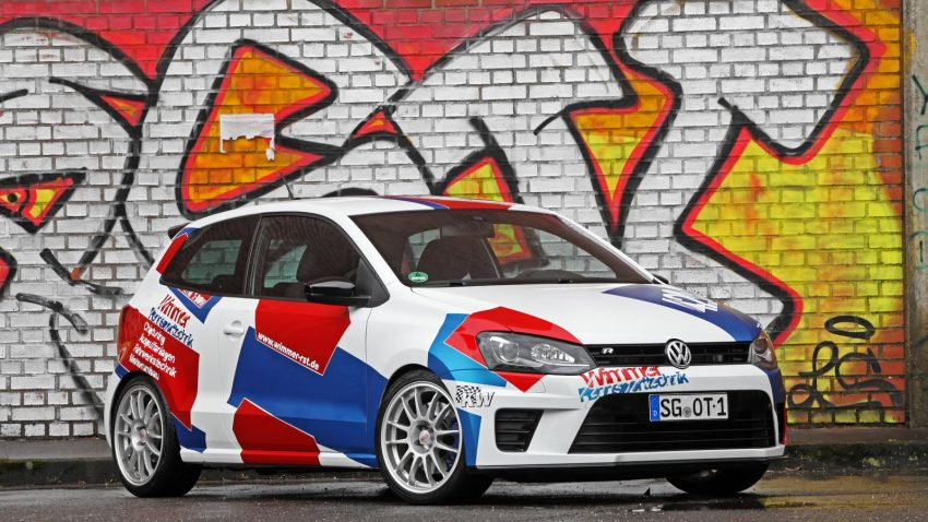 Volkswagen Polo R WRC Street by Wimmer – 420 hp Image #479498