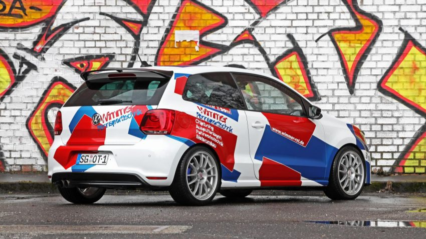 Volkswagen Polo R WRC Street by Wimmer – 420 hp Image #479491