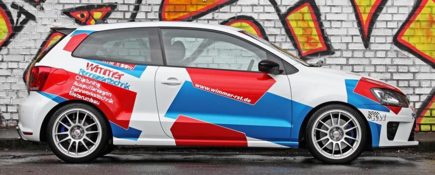 Volkswagen Polo R WRC Street by Wimmer – 420 hp Image #479492
