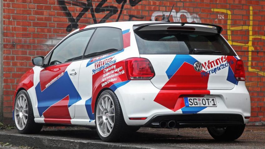 Volkswagen Polo R WRC Street by Wimmer – 420 hp Image #479487