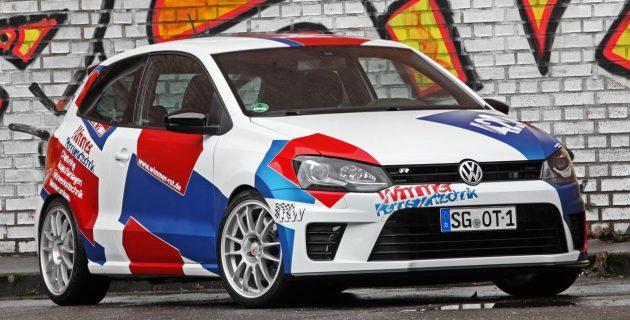 Volkswagen Polo R WRC Street Wimmer Rennsporttechnik-6