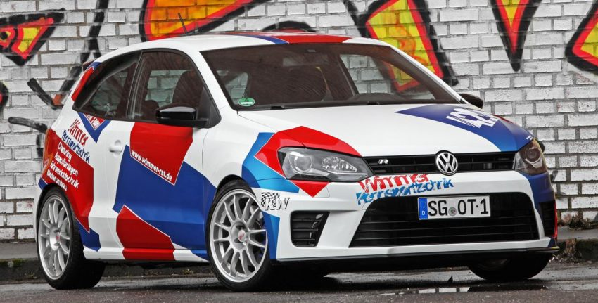 Volkswagen Polo R WRC Street by Wimmer – 420 hp Image #479486