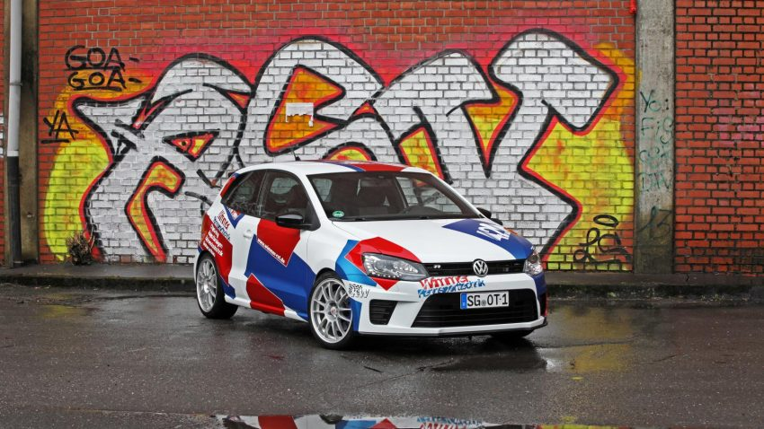 Volkswagen Polo R WRC Street by Wimmer – 420 hp Image #479493