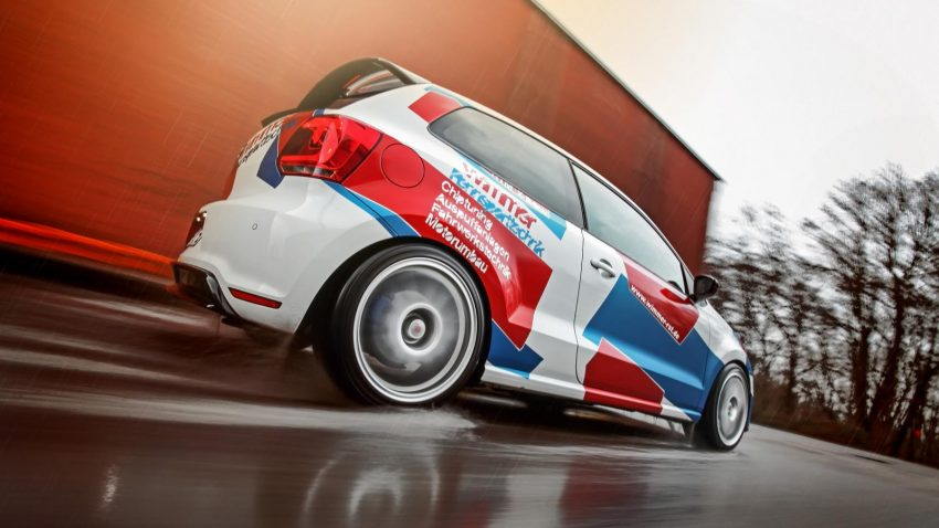 Volkswagen Polo R WRC Street by Wimmer – 420 hp Image #479494