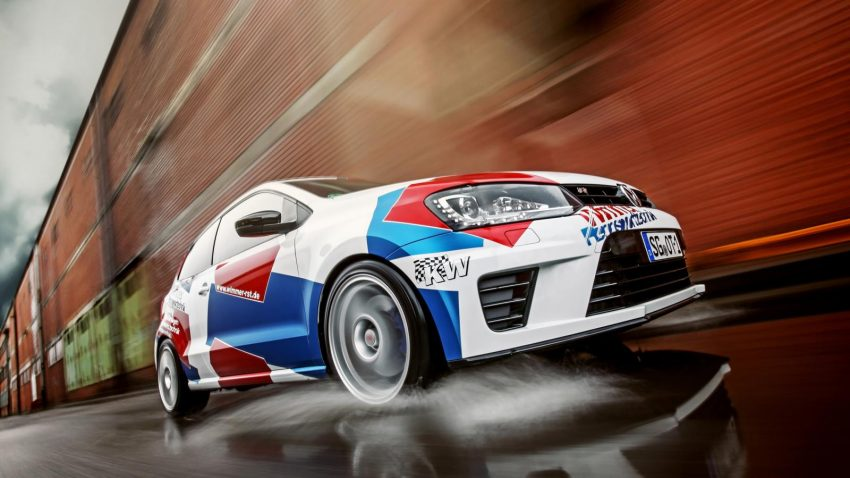 Volkswagen Polo R WRC Street by Wimmer – 420 hp Image #479495