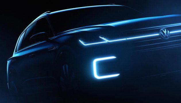Volkswagen 'high-tech' SUV concept Bejing-02
