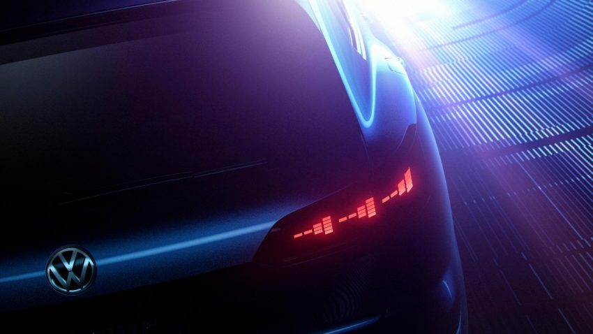 """Volkswagen teases its """"high-tech"""" SUV concept Image #478533"""