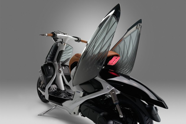 Yamaha 04GEN concept scooter (10)