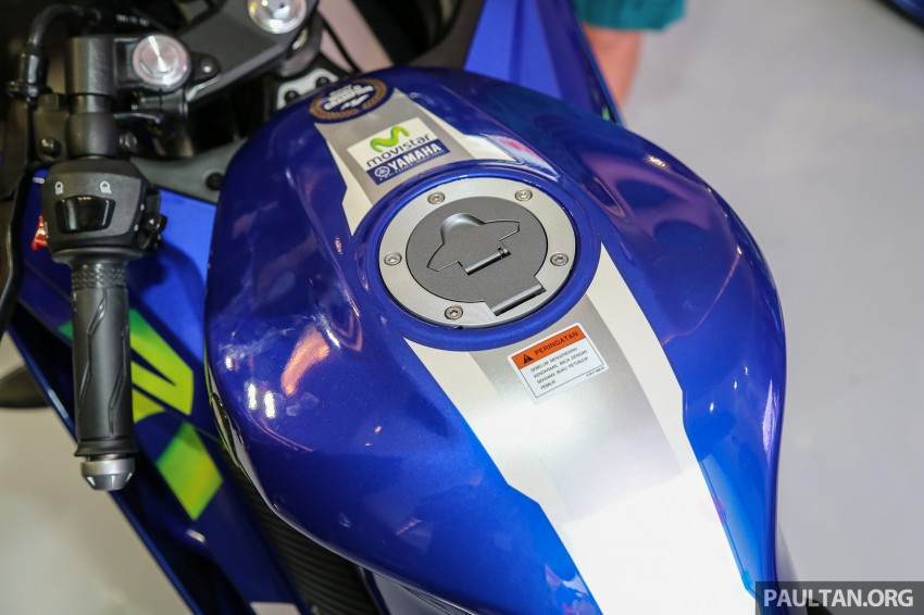 IIMS 2016: Yamaha R15 on display in new colours Image #475035