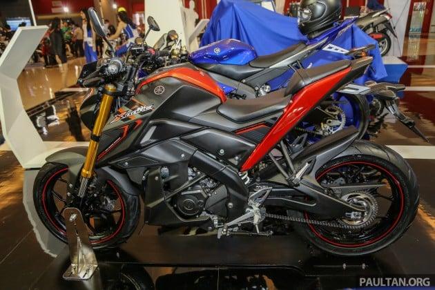 2018 Yamaha M-Slaz 150 in Malaysia by mid-year?