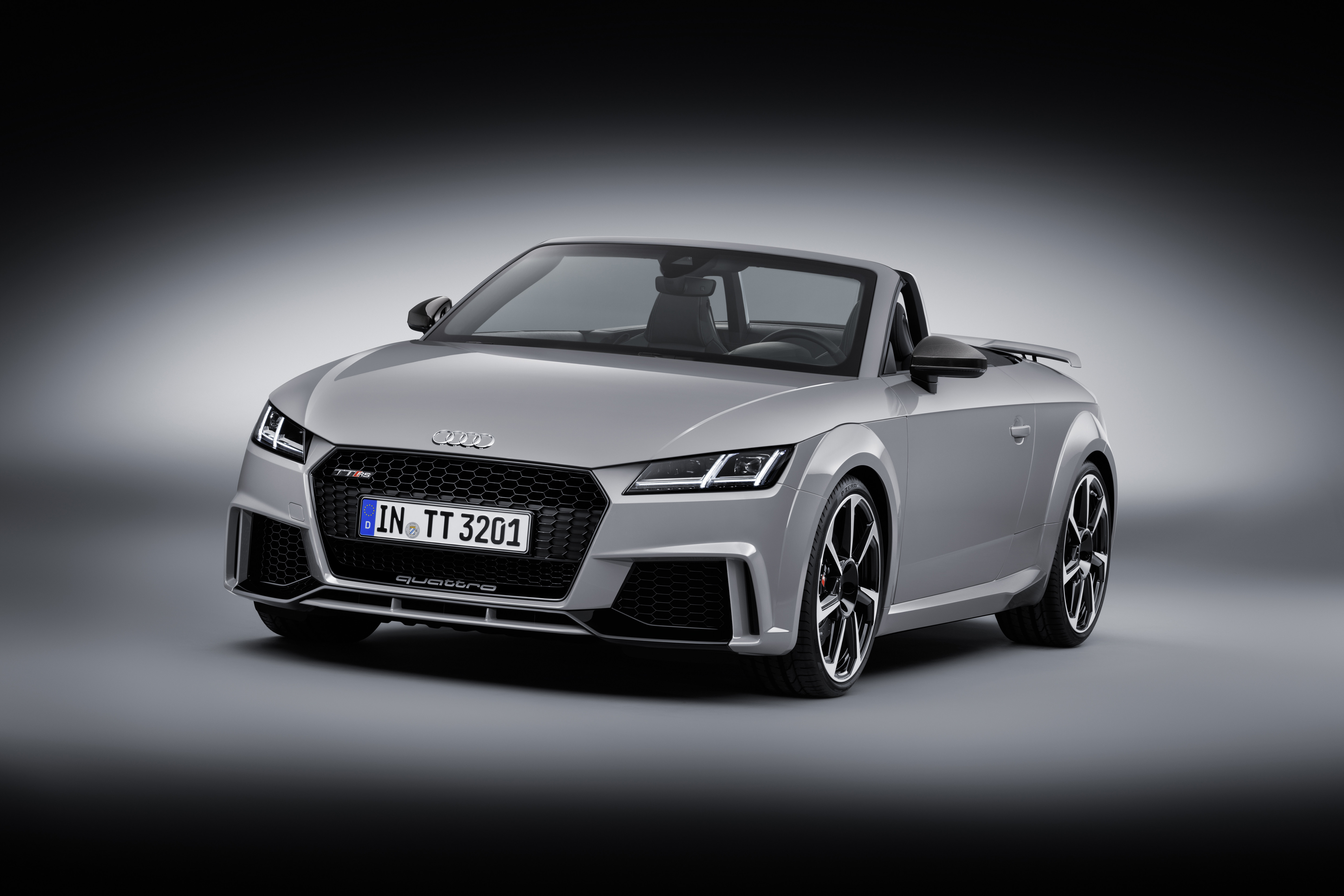 2016 Audi Tt Rs Coupe Roadster Debut With 400 Hp Image 482862