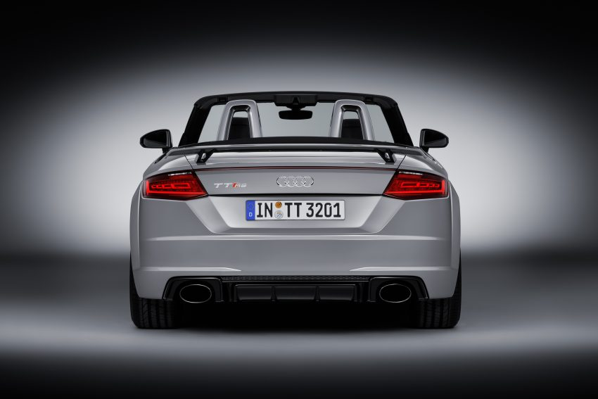 2016 Audi TT RS Coupe, Roadster debut with 400 hp Image #482863