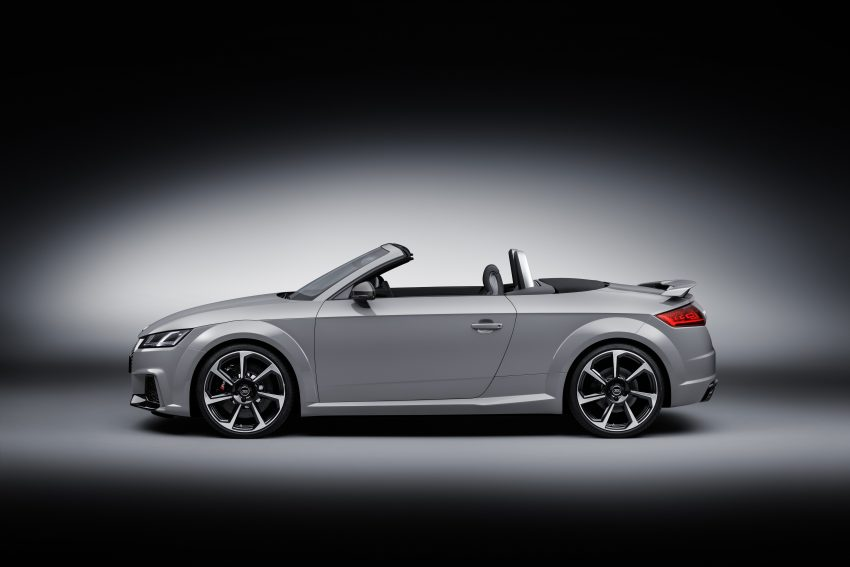 2016 Audi TT RS Coupe, Roadster debut with 400 hp Image #482864