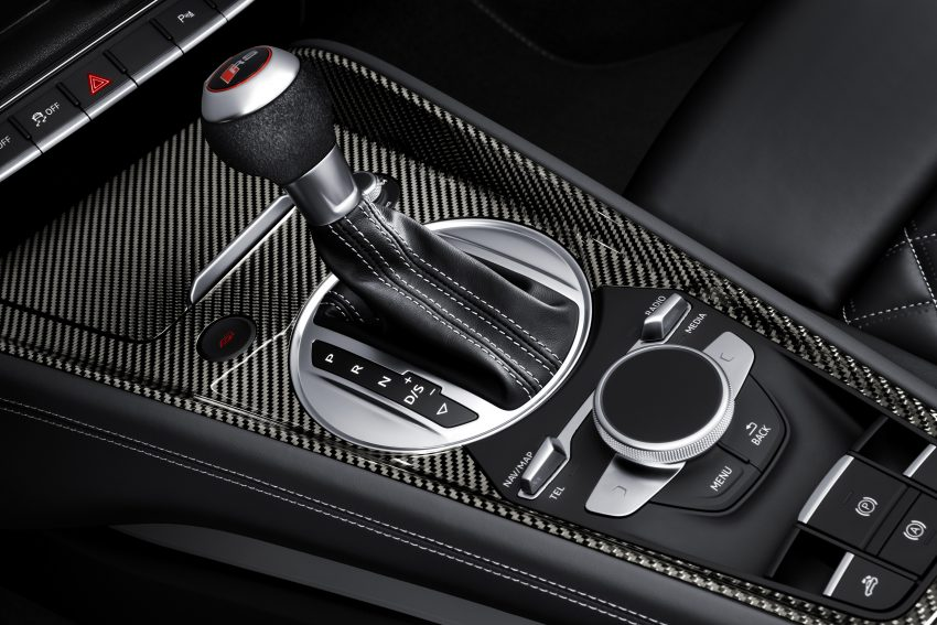 2016 Audi TT RS Coupe, Roadster debut with 400 hp Image #482854
