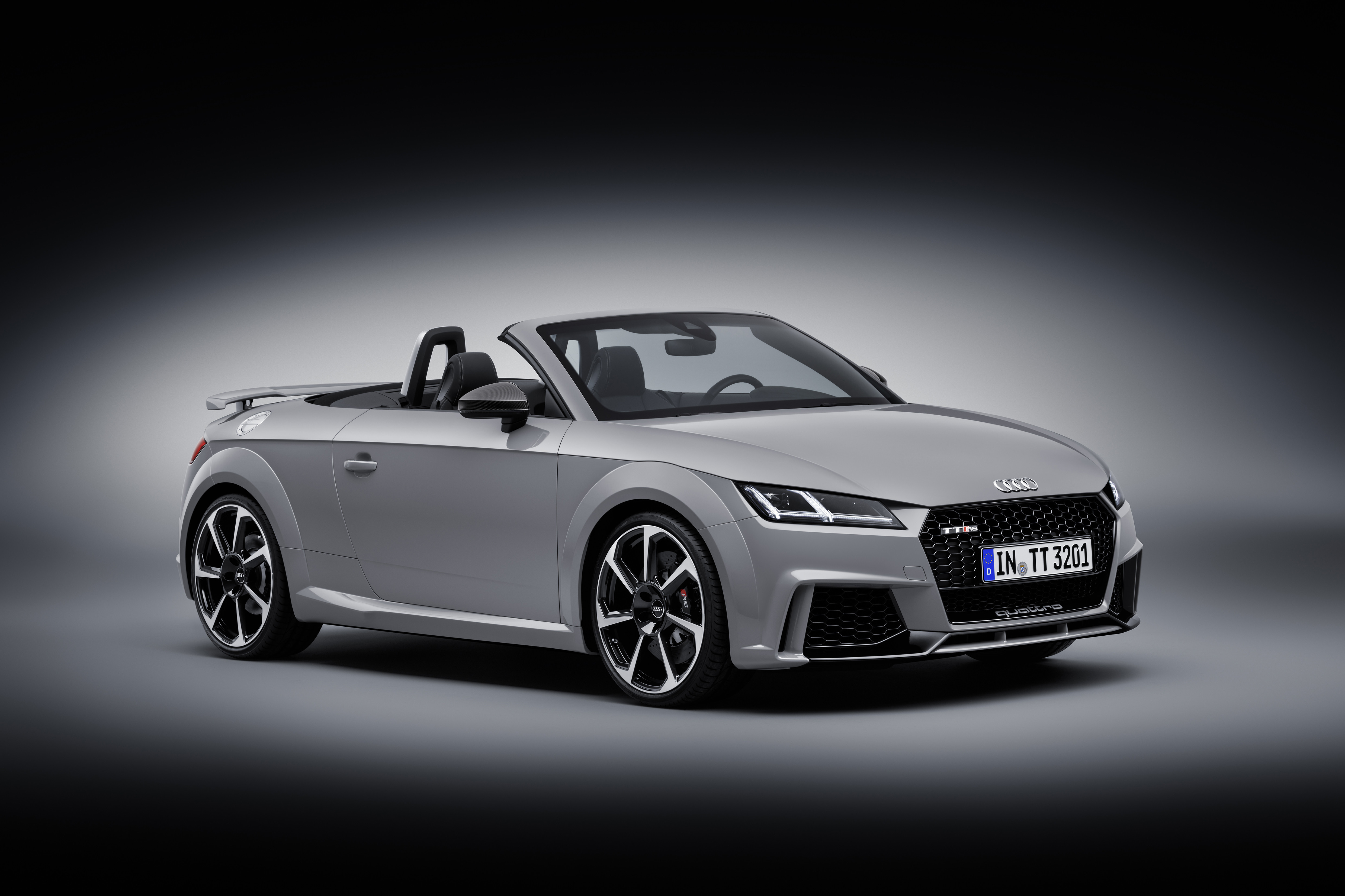 2016 audi tt rs coupe roadster debut with 400 hp image 482859. Black Bedroom Furniture Sets. Home Design Ideas