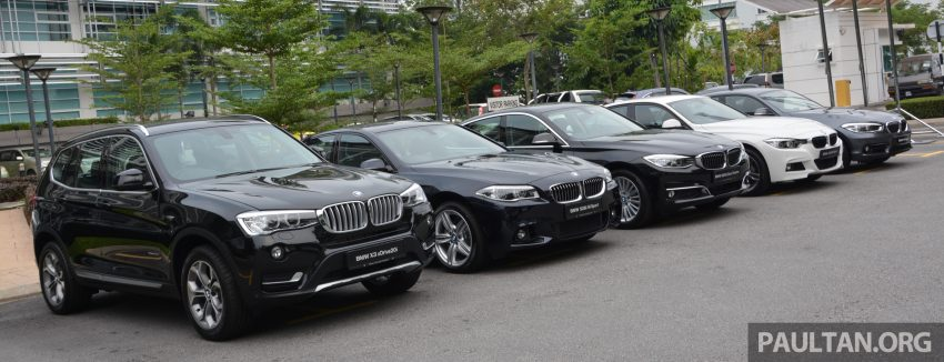 BMW 5 Series, X3 and 3 Series Gran Turismo get EEV status incentives – prices up to RM39,000 lower Image #483865
