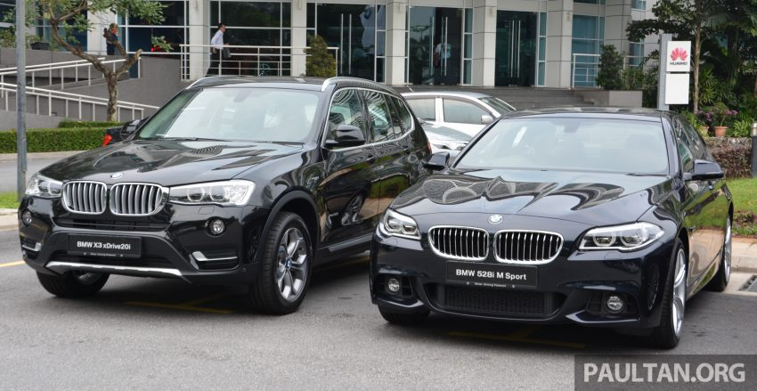 BMW 5 Series, X3 and 3 Series Gran Turismo get EEV status incentives – prices up to RM39,000 lower Image #483866