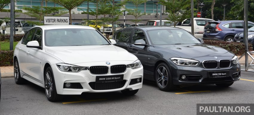 BMW 5 Series, X3 and 3 Series Gran Turismo get EEV status incentives – prices up to RM39,000 lower Image #483867
