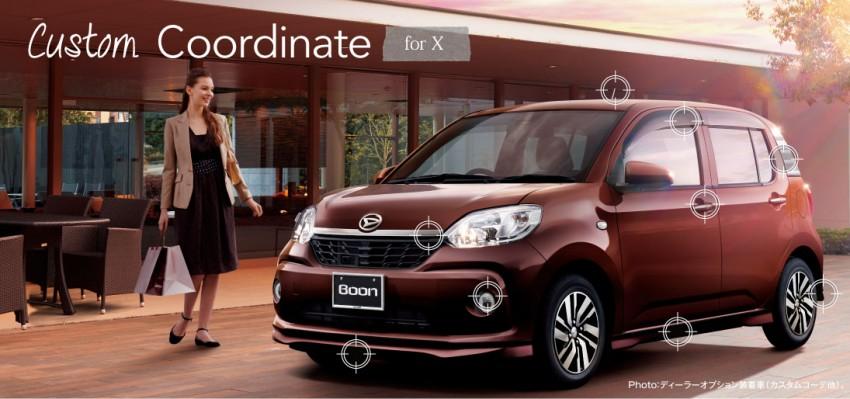 2016 Daihatsu Boon unveiled – next Myvi incoming? Image #475551