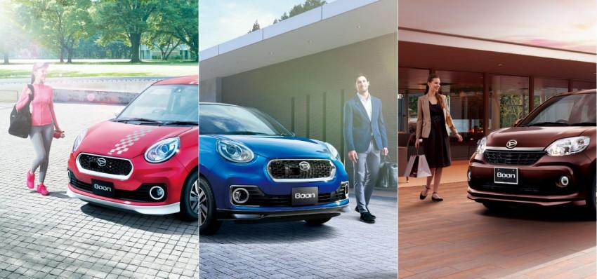 2016 Daihatsu Boon unveiled – next Myvi incoming? Image #475556