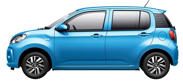 All-new Toyota Passo revealed  – new Perodua Myvi? Image #475457