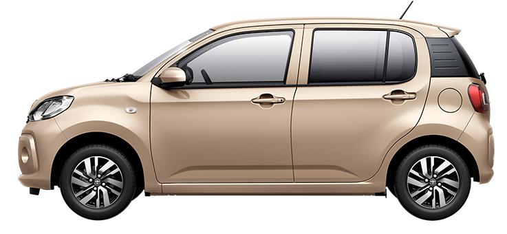 All-new Toyota Passo revealed  – new Perodua Myvi? Image #475456