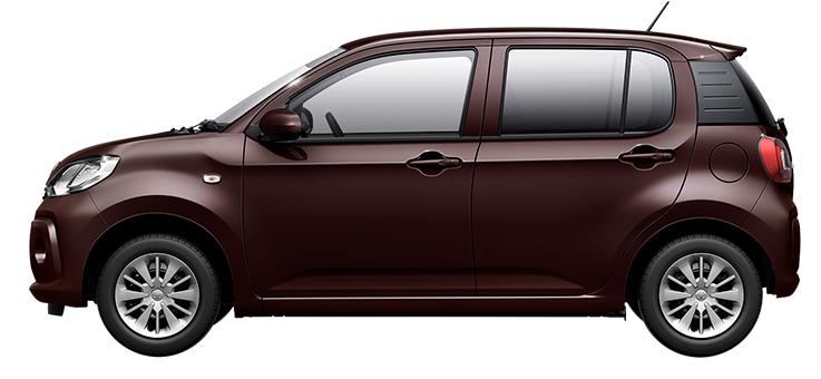 All-new Toyota Passo revealed  – new Perodua Myvi? Image #475453