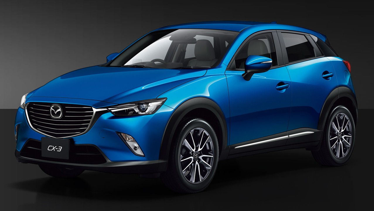 mazda cx 3 now offered in ceramic metallic dynamic blue mica in malaysia limited units same. Black Bedroom Furniture Sets. Home Design Ideas