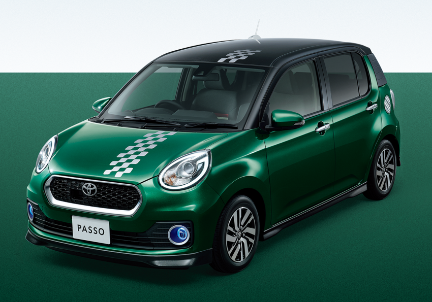 All-new Toyota Passo revealed  – new Perodua Myvi? Image #475444