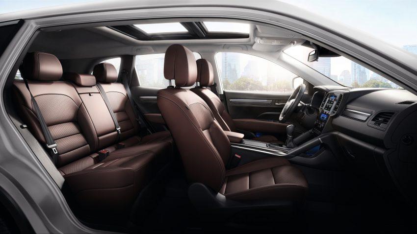 2016 Renault Koleos makes its world debut in Beijing Image #483302