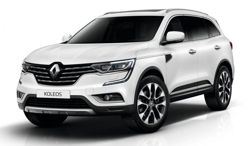 2016 Renault Koleos makes its world debut in Beijing Image #483309